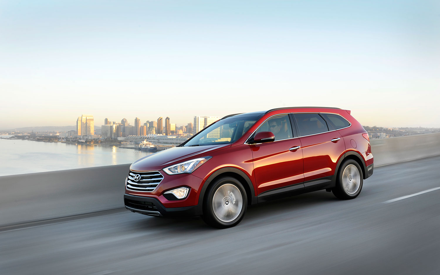 2013 Hyundai Santa Fe Limited AWD First Drive