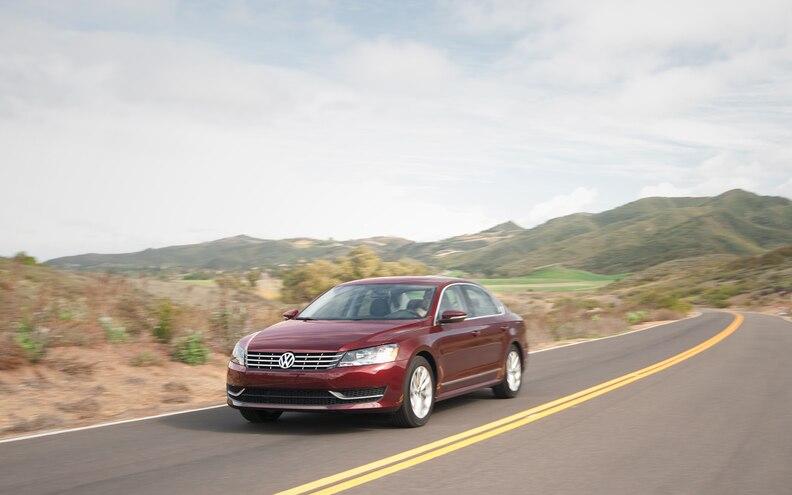 2012 Volkswagen Passat SEL Long-Term Update 6