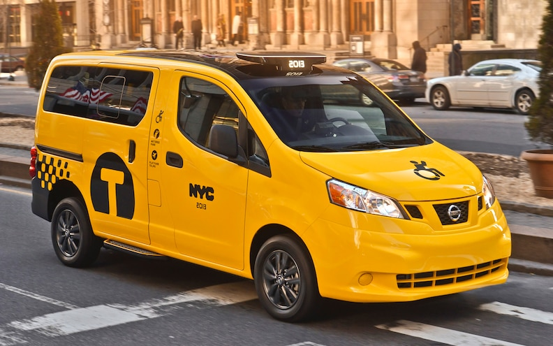 New York Taxi and Limousine Commission Allows Hybrid Alternatives to Nissan NV200