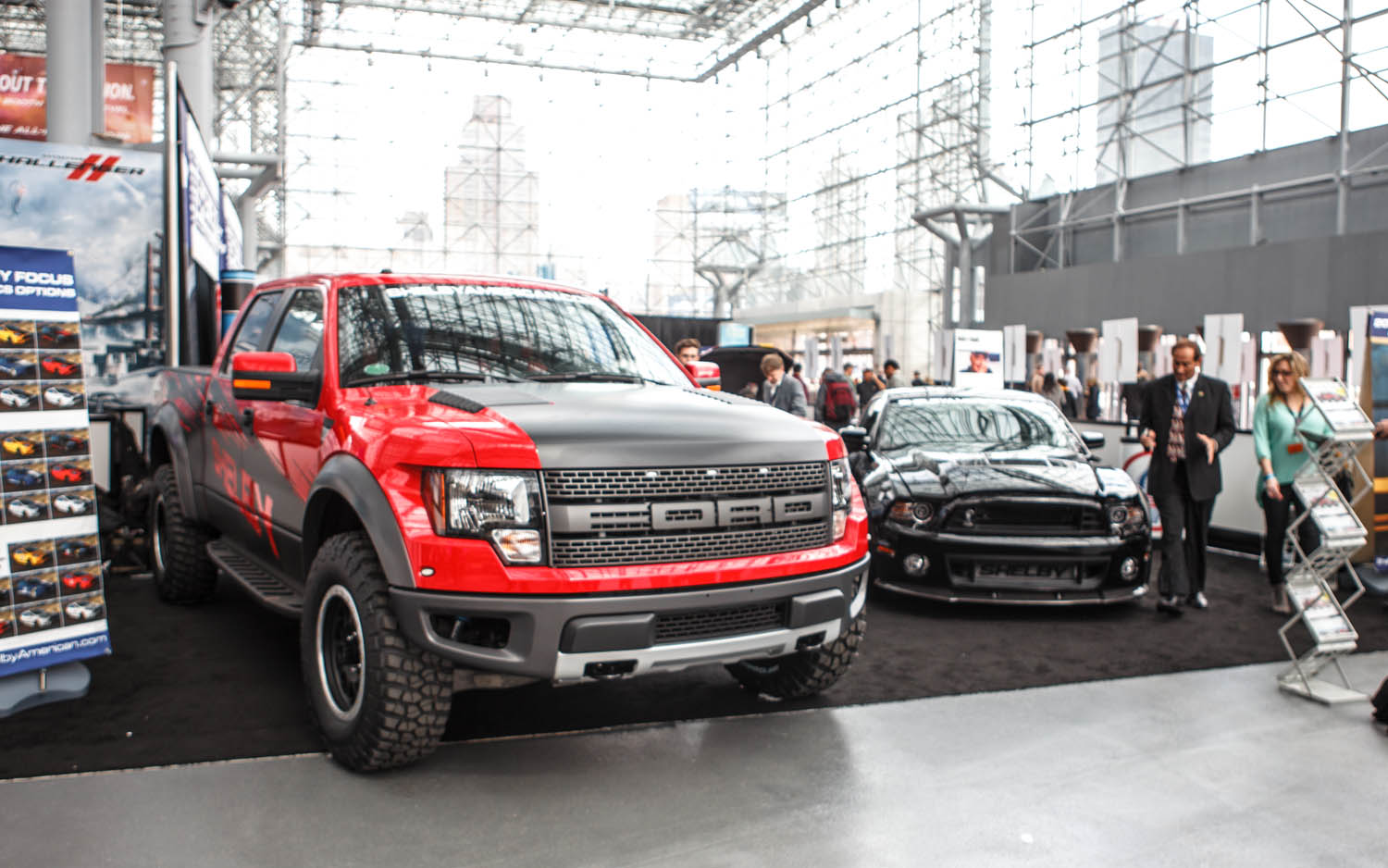2013 Ford Shelby F-150 SVT Raptor First Look - Truck Trend
