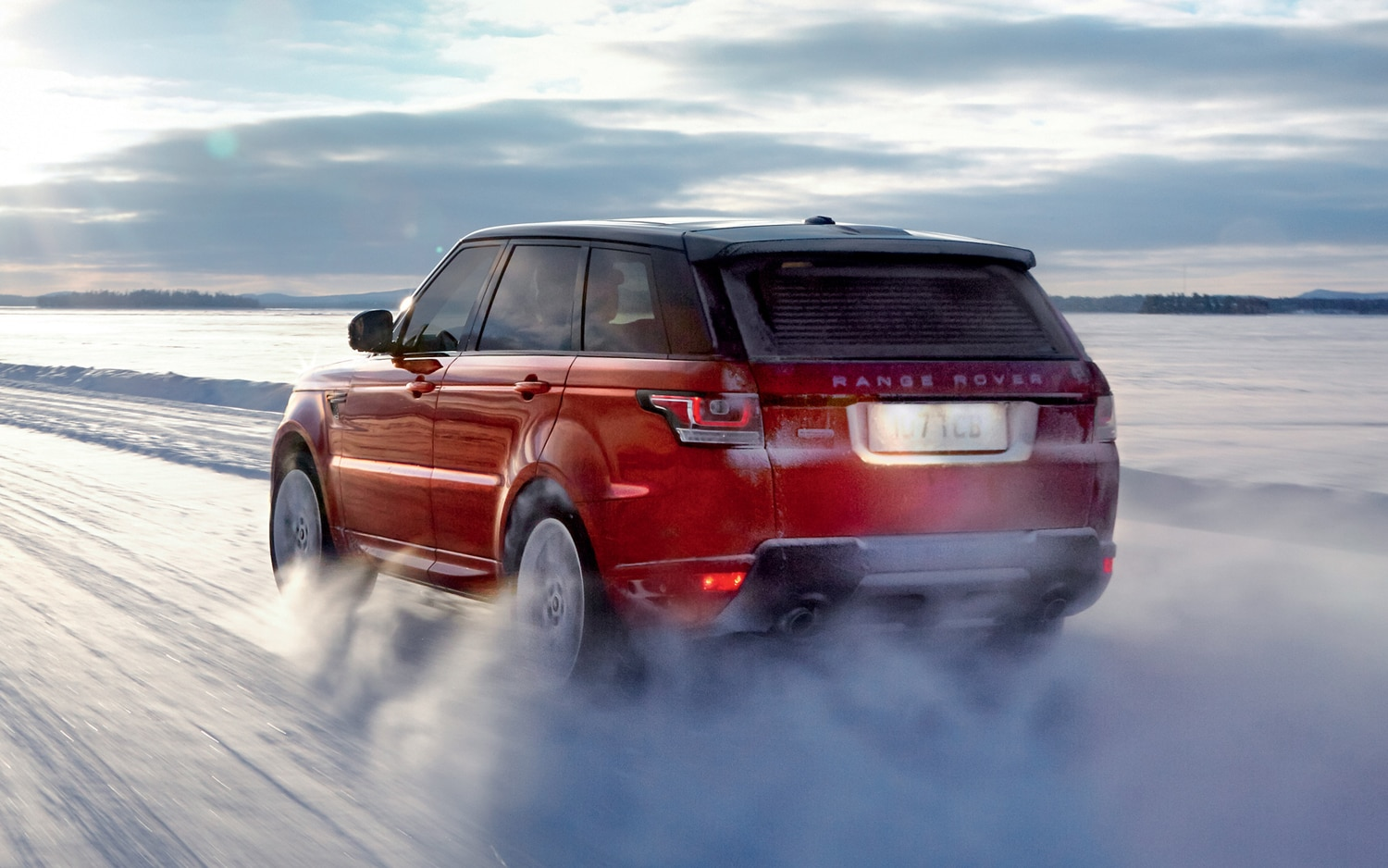 2014 Land Rover Range Rover Sport First Look Truck Trend