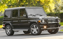 Pre Owned 2002 2009 Mercedes Benz G Cl Truck Trend