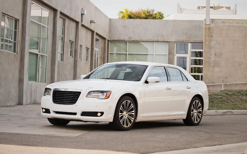 2013 Chrysler 300S Long-Term Update 1