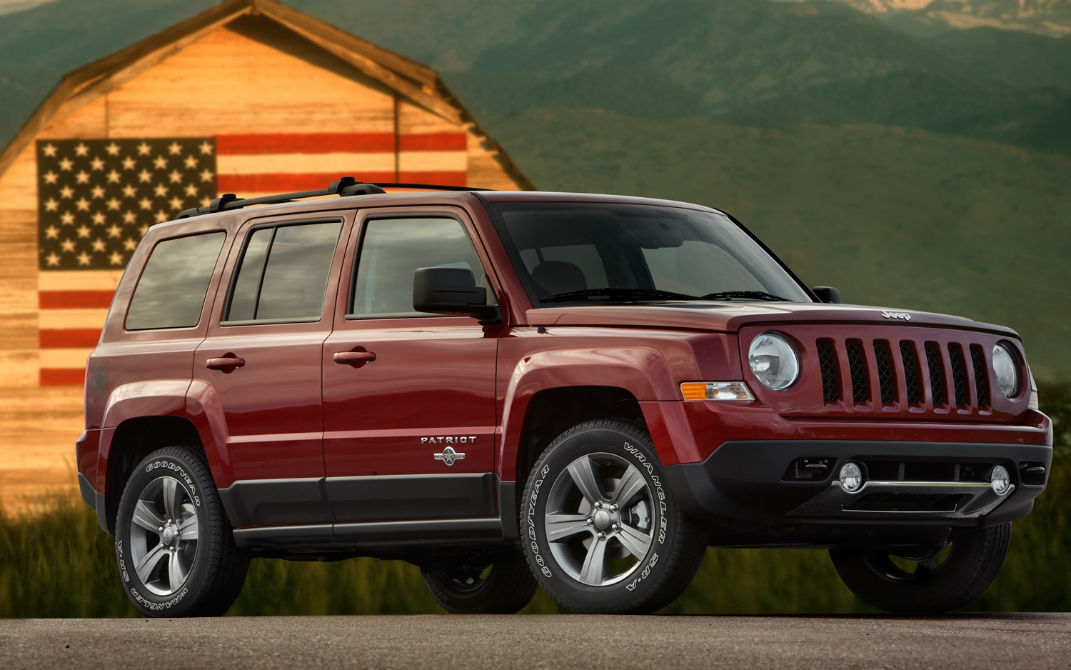 2013 Jeep Patriot Freedom Edition Front