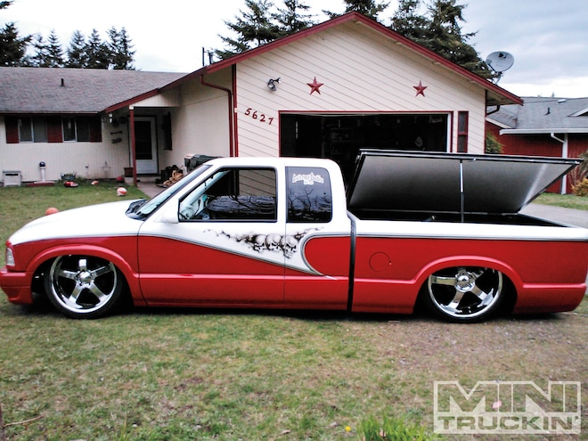 ridin Around 1994 Chevy S10