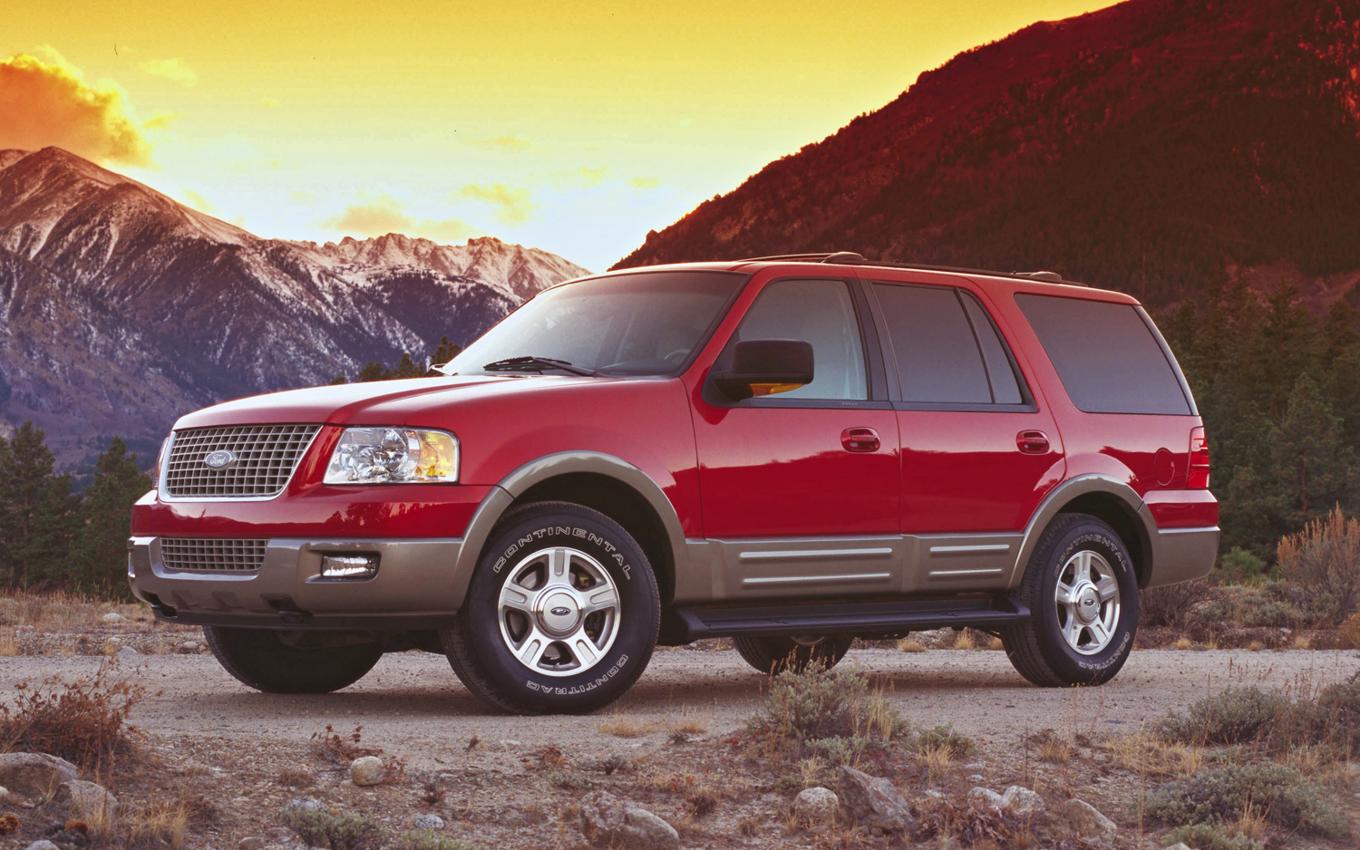 Pre-Owned: 2003-2006 Ford Expedition Photo & Image Gallery