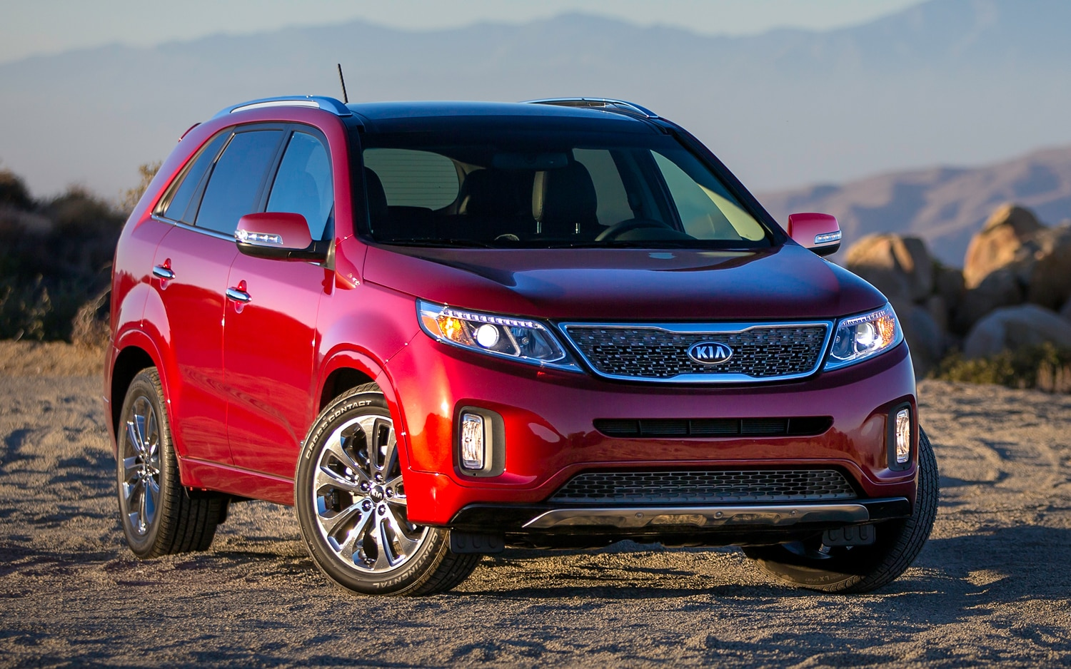 2014 Kia Sorento Gets Available Google Maps