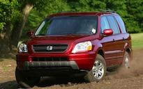 Recall 2003 2004 Honda Pilot Odyssey 2006 Acura Mdx For Ignition Interlock