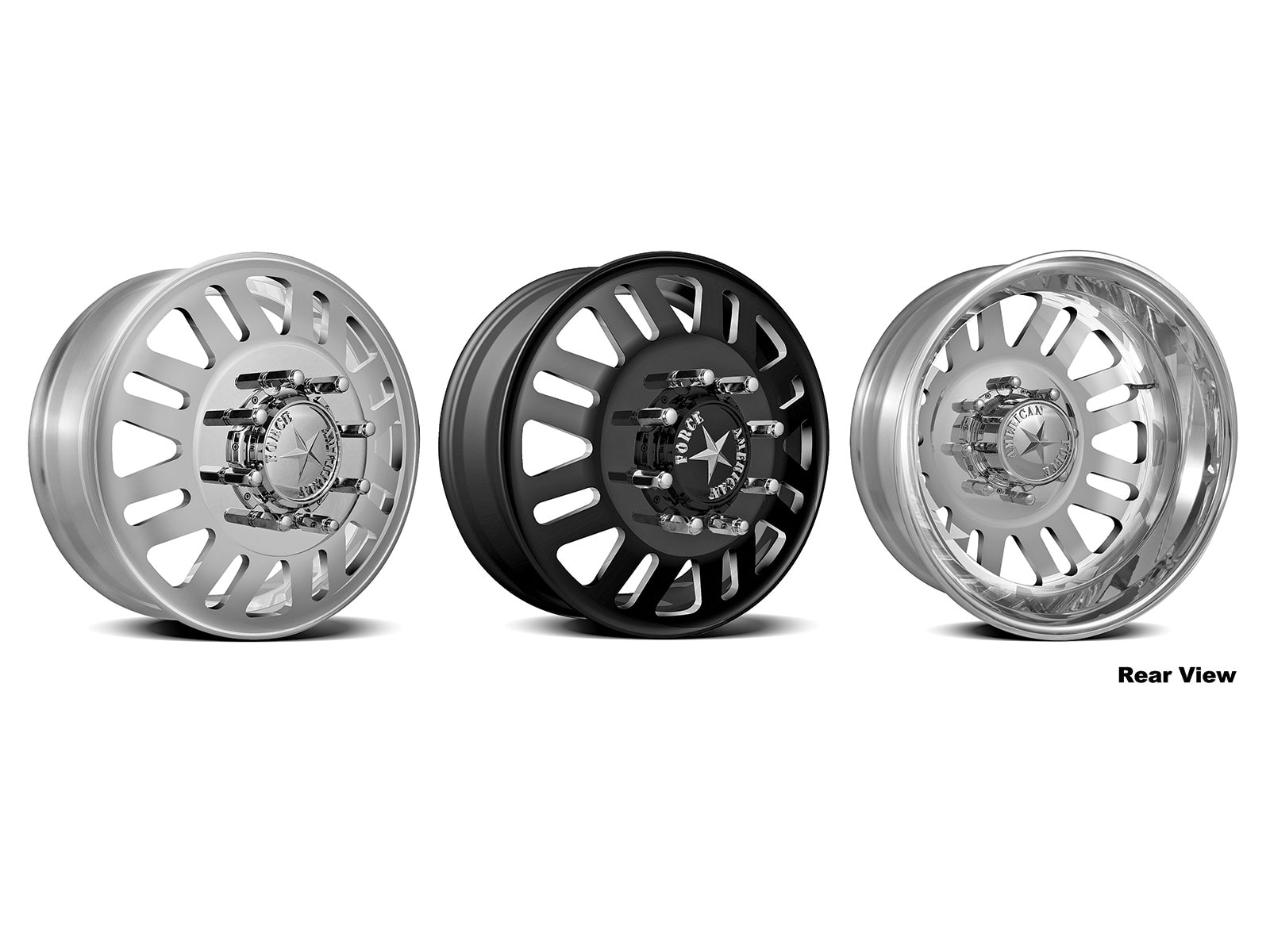 American Force Wheels - Cost Effective AND Stylish - 8-Lug ...