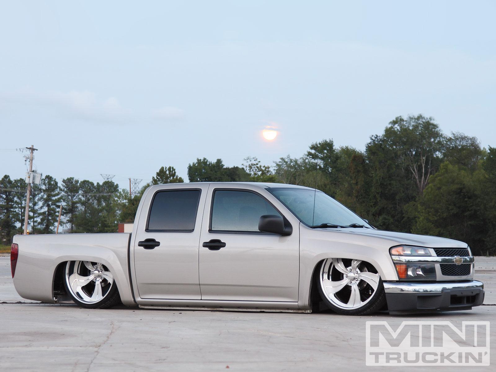 2014 Chevrolet Colorado - Sneak Peek - Mini Truckin' Magazine