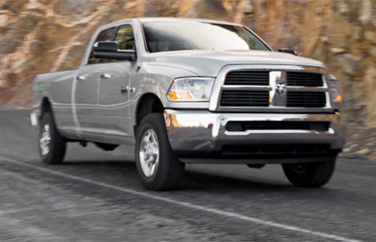 Ram to Offer Bi-Fuel CNG 2500 in Regular Cab, 2WD Configurations
