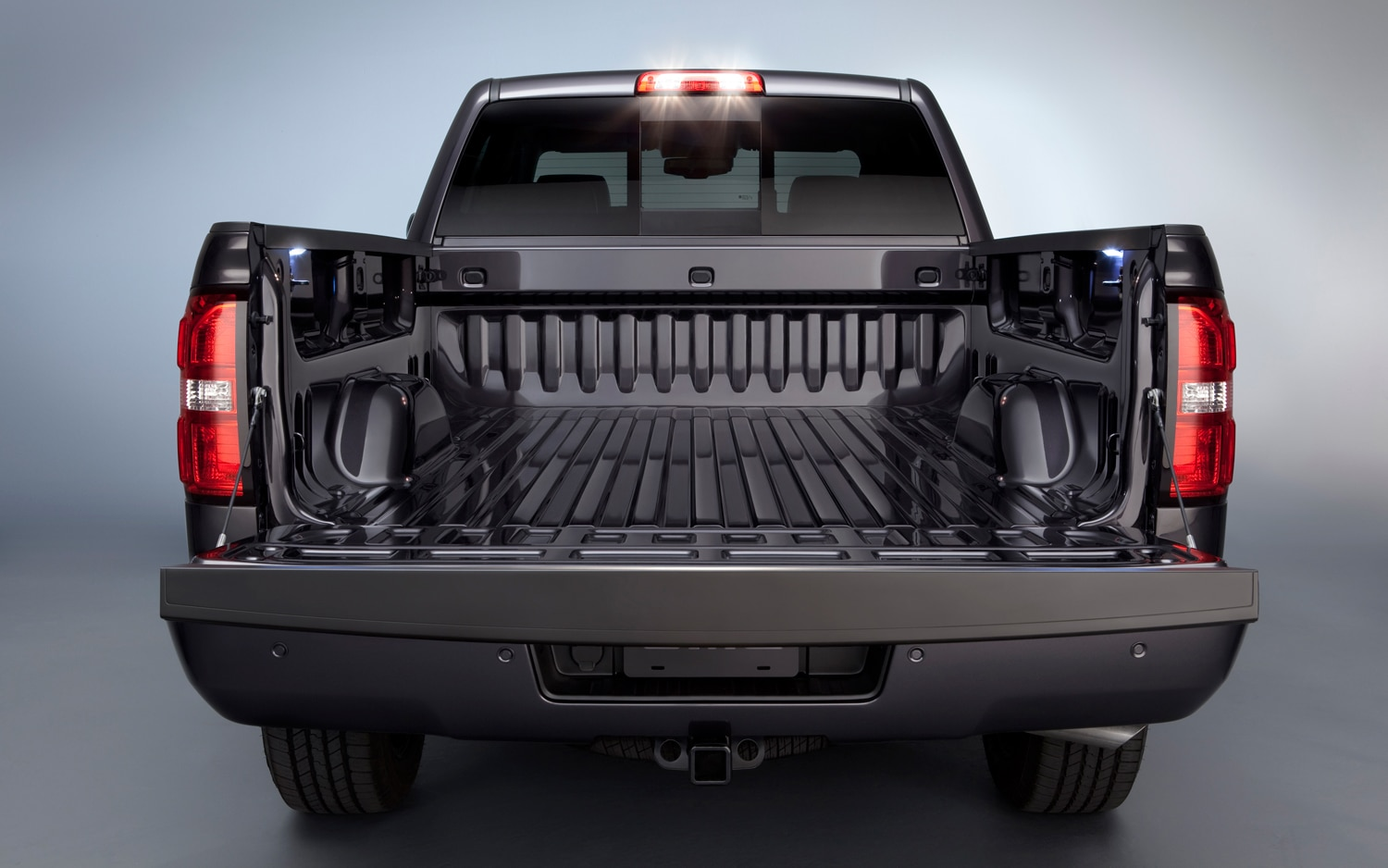 2014 GMC Sierra Bed Lighting