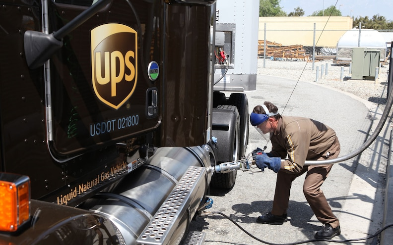 Study: Natural Gas Trucks May Not Be As Clean As Thought