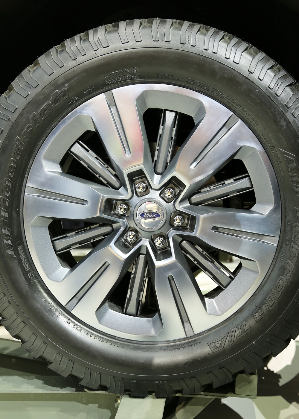 Ford Atlas Concept Wheels