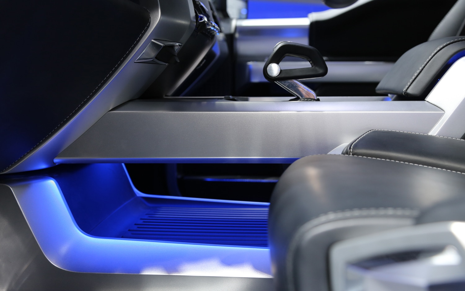 Ford Atlas Concept Center Console