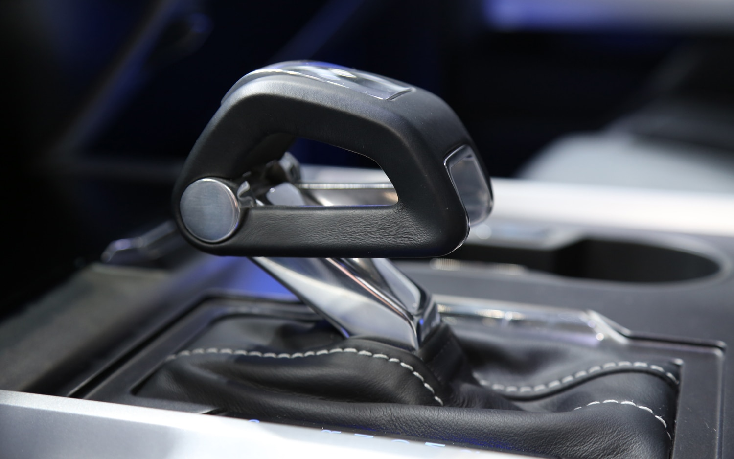 Ford Atlas Concept Gear Shifter