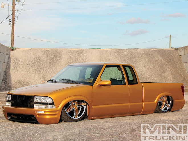 2001 Chevy S-10 - Golden Opportunity