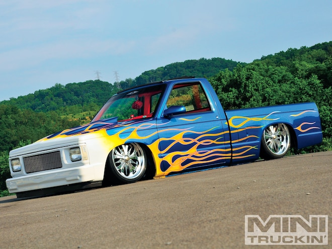 The Long Haul - 1989 Chevy S10