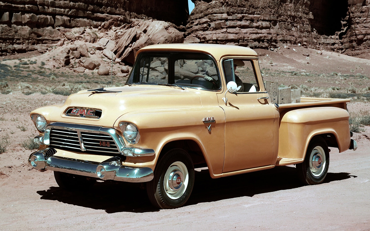 1957 GMC 100 Series Half Ton Pickup