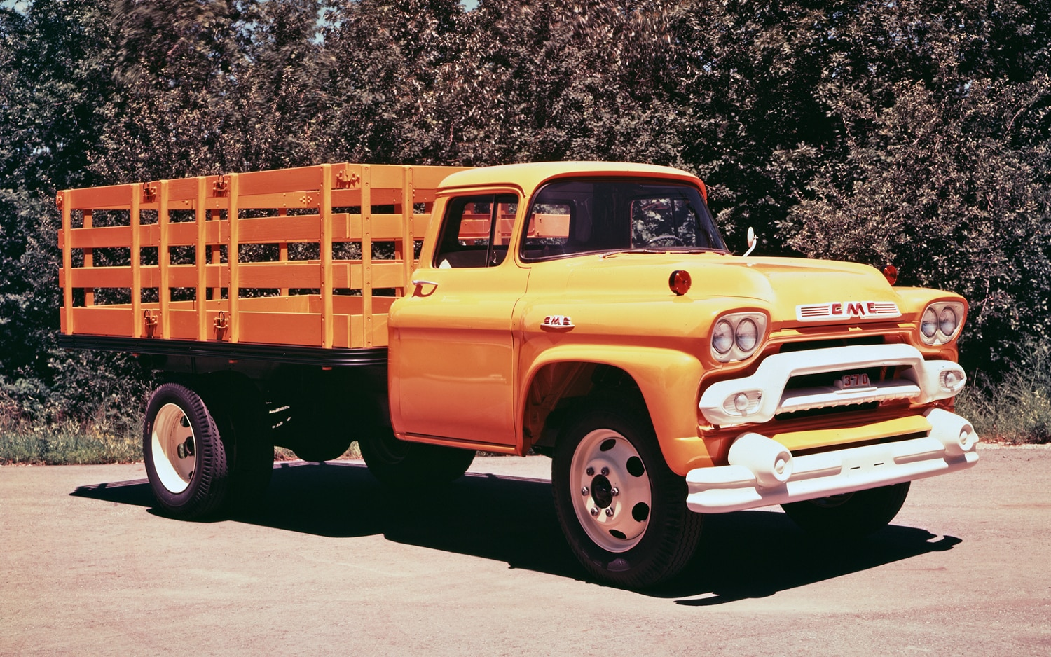 1958 GMC 370 Series Stake Truck ST CT280