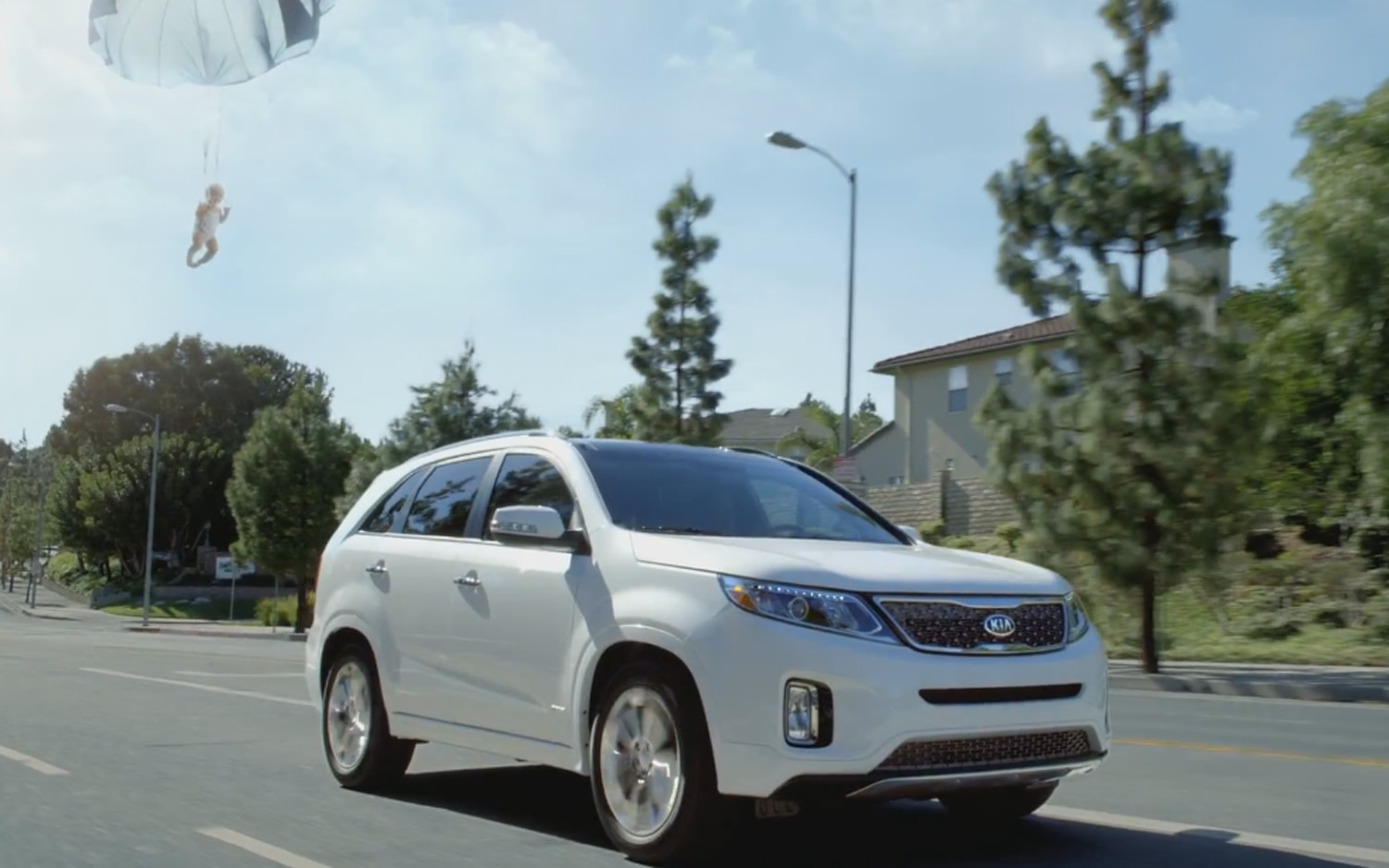 2014 Kia Sorento In Super Bowl Ad