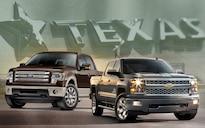 Texas Edition Trucks All The Lone Star Half Tons North Of Rio Grande