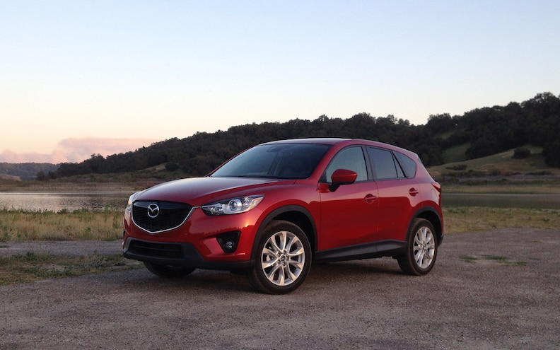 Our Cars: 2014 Mazda CX-5 Grand Touring AWD