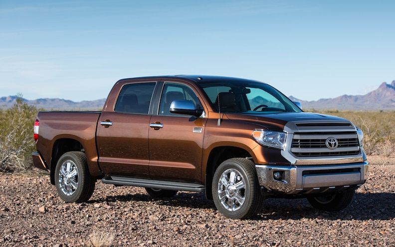 2014 Toyota Tundra First Look