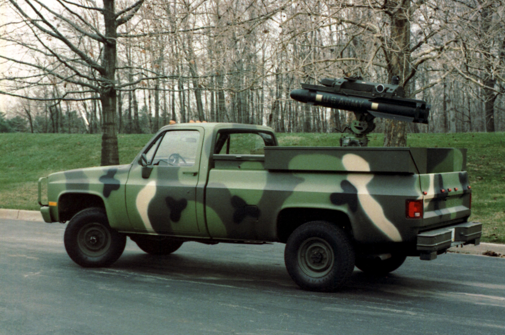 Military Trucks: From the Dodge WC to the GM LSSV - Truck ...