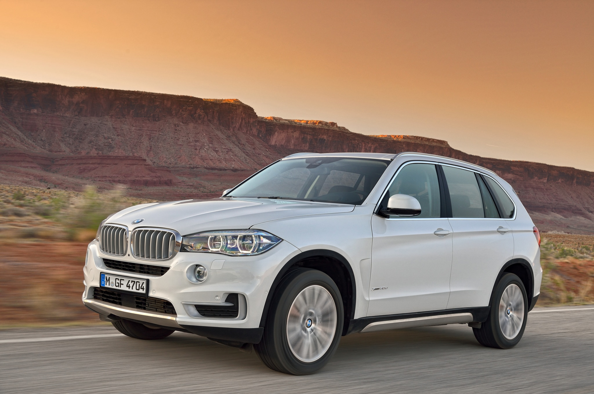 2014 BMW X5 First Look