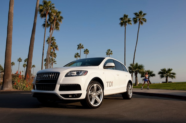 2013 Audi Q7 Photo Gallery