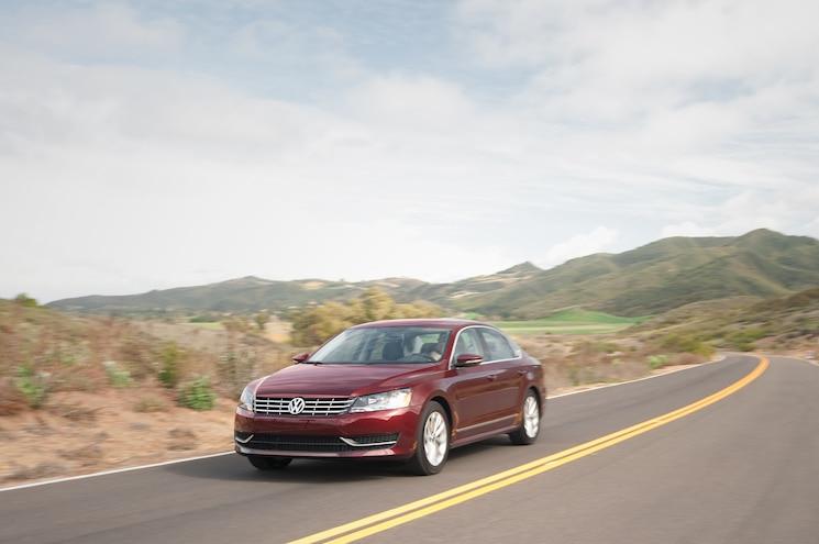 2012 Volkswagen Passat TDI SE/2.5 SEL Verdict