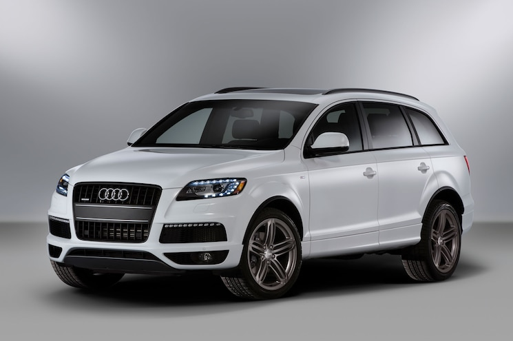 Pre-Owned: 2007-2013 Audi Q7