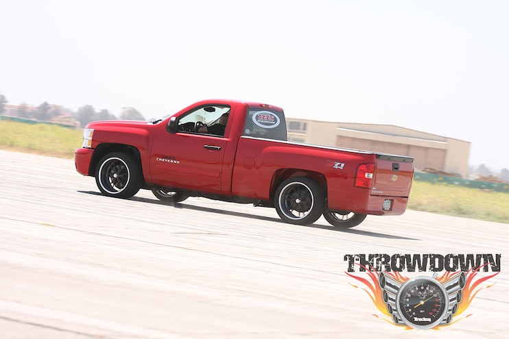 2013 Throwdown West Coast Autocross 2011 Chevy Silverado 15