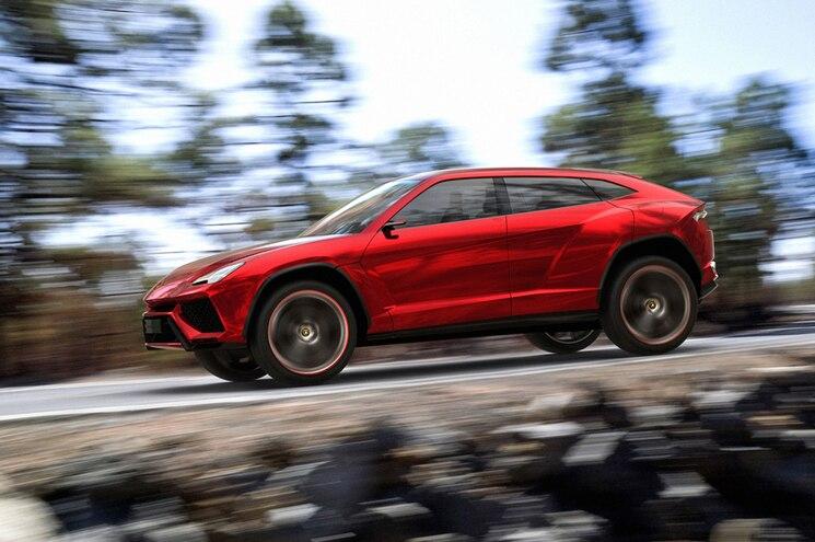 Lamborghini Confirms Italy-Built SUV For 2018