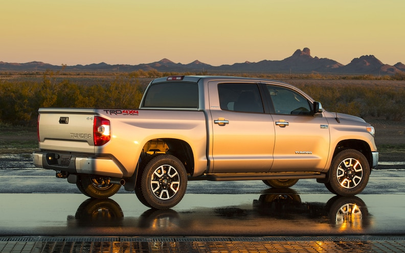 Interview: Mike Sweers, Chief Engineer, Toyota Tundra and Tacoma