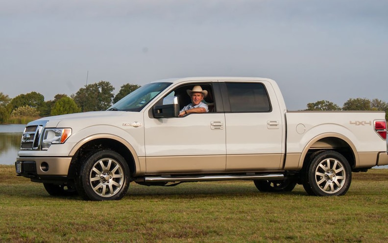 Ranch Hand: George W. Bush's 2009 F-150 King Ranch Fetches $300,000 at Auction