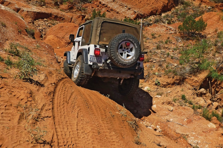The Palo Duro Jeep Jamboree Truck Trend