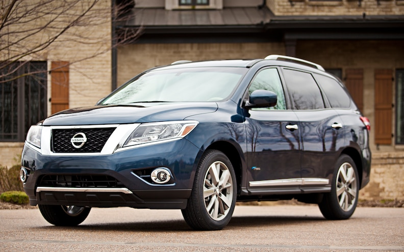 Nissan Releases Pricing On 2014 Pathfinder, Hybrid Fetches $3000 Premium
