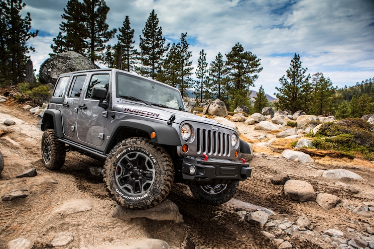 Next Wrangler Could Get Hybrid, Aluminum, Carbon Fiber
