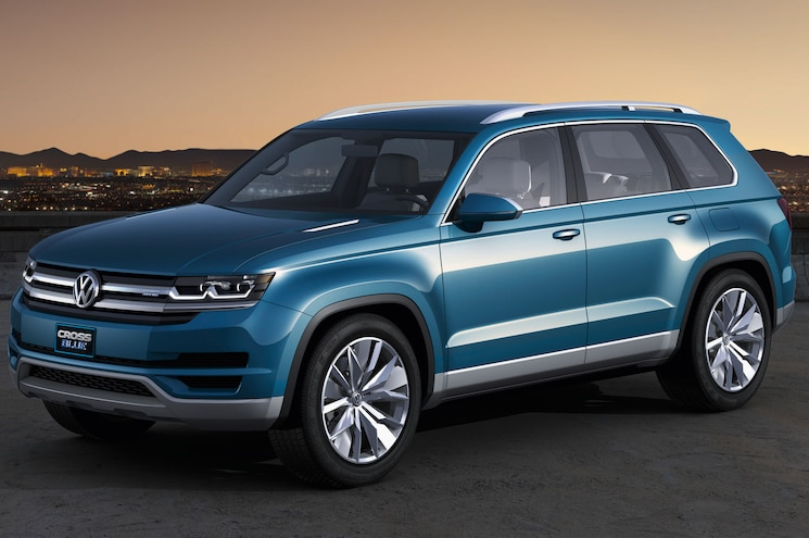 Official: Chattanooga Named as Factory for New Volkswagen SUV