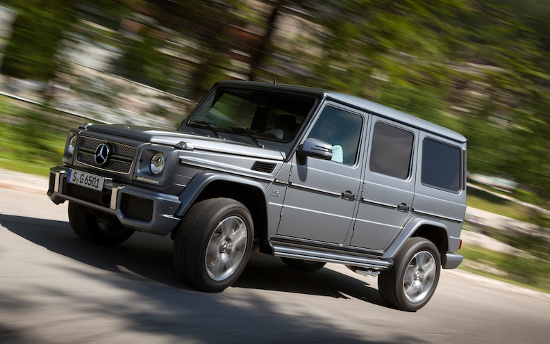 It's Official: U.S. Finally Getting Mercedes-AMG G65 V-12