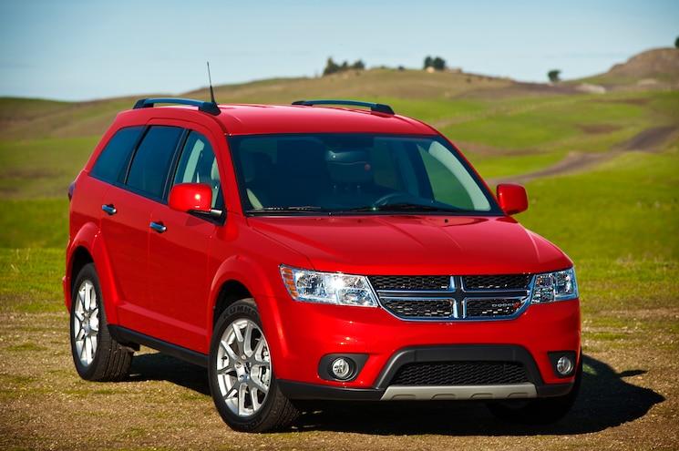2014 Dodge Journey Gets Trim Equipment Changes Truck Trend