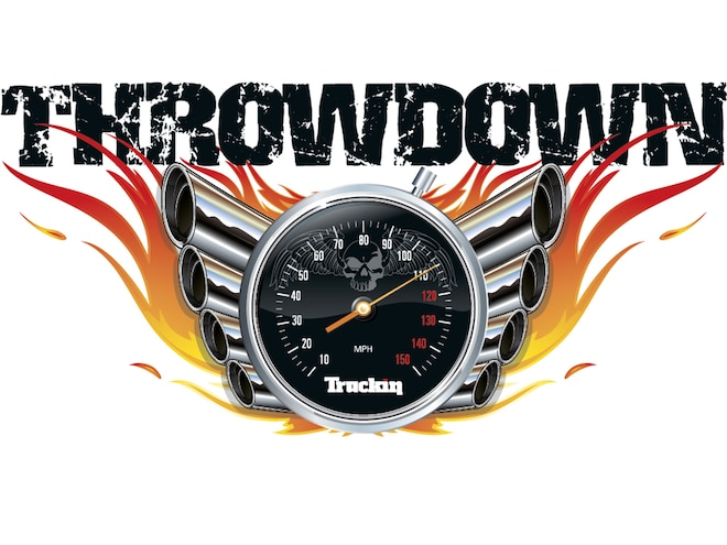 2013 Nitto Tire THROWDOWN Presented by McGaughys
