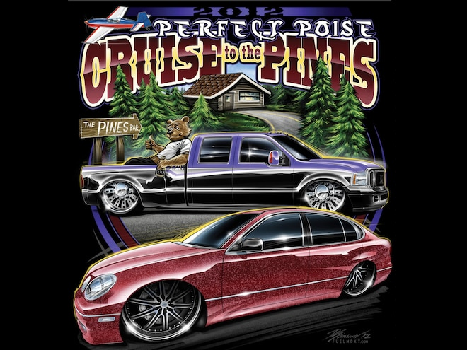 cruise To The Pines poster