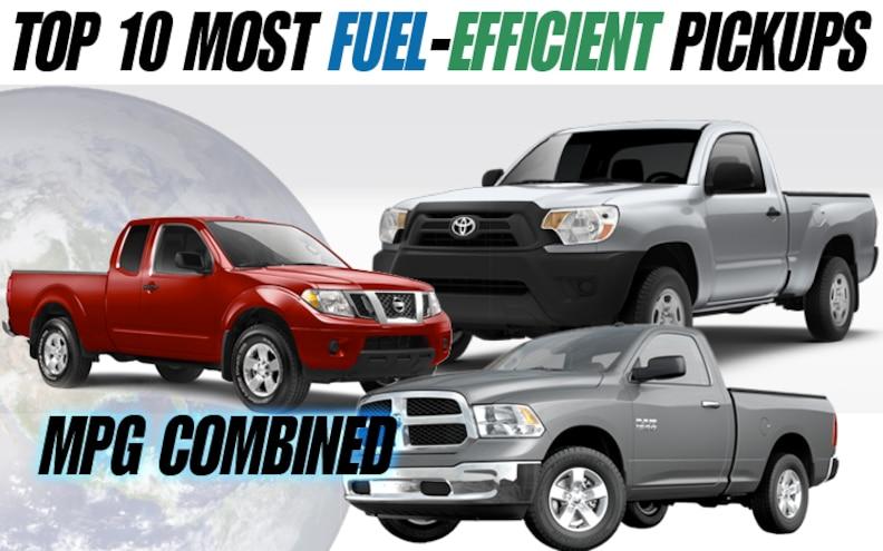 Eco-Friendly Haulers: Top 10 Most Fuel-Efficient Pickups