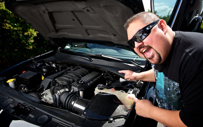 Celebrity Drive: Gabriel Iglesias, Comedian Photo & Image