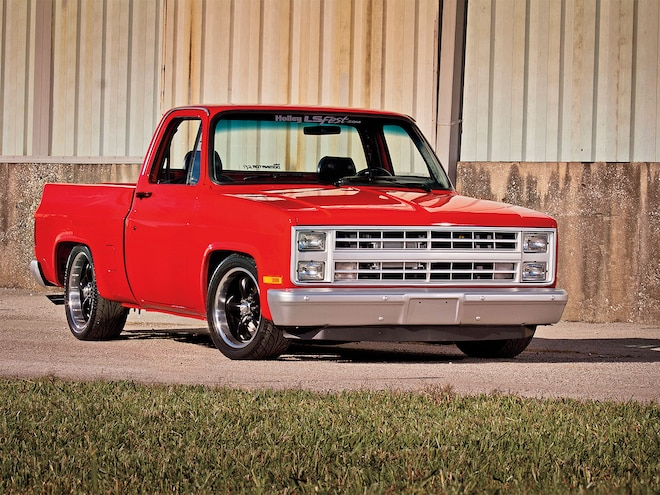 1984 Chevy C10 - Back To The Future