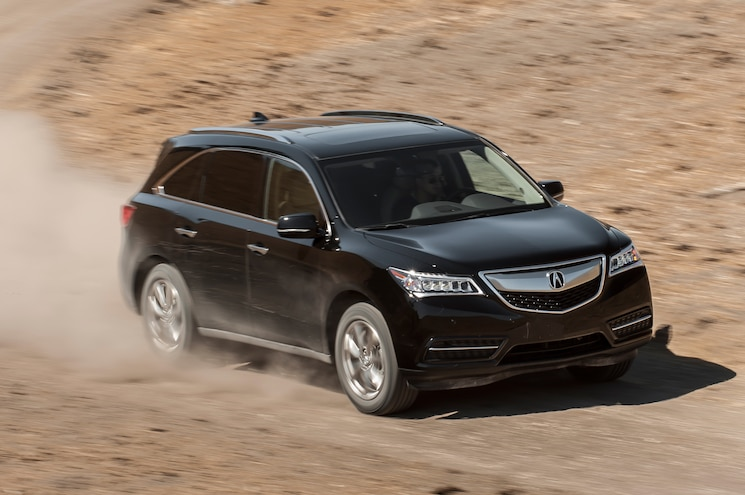 2014 Acura MDX SH-AWD First Test