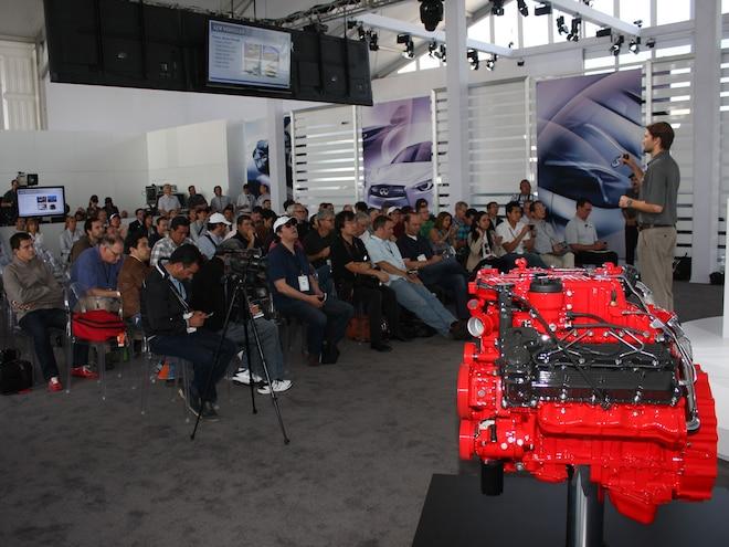 Diesel Nissan Titan Announcement Cummins